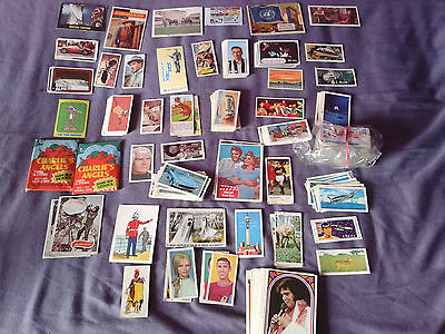 Collection of Sweet Cigarette & Gum Cards