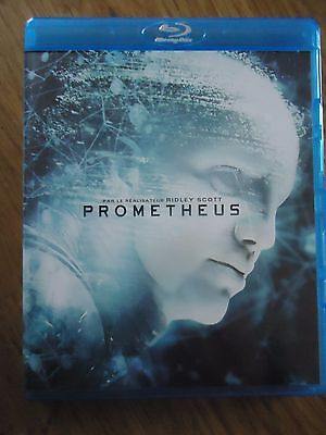 Blu-Ray * Prometheus * Ridley Scott Bluray + Dvd Noomi Rapace Michael Fassbender