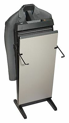 Corby 4400 Trouser Press. 15 & 30 Minute Timer. Satin Chrome Finish. 240 Vo... -