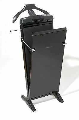 Corby Executive Black Trouser Press High Gloss Finish -