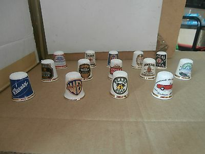 Thimbles  Job Lot Of Places    As Shown In Picture   No Paperwork  Lot 2