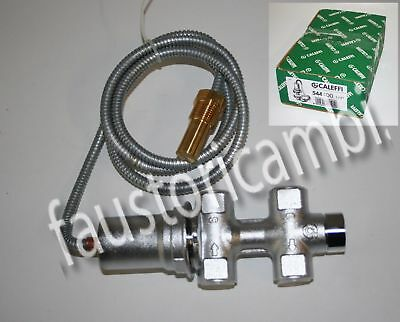 Caleffi Valve Safety Thermostatic Featuring Refilling Ø 1/2 Art. 544400