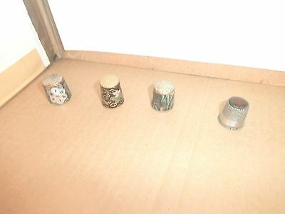 Thimbles  Job Lot Of Mixed    As Shown In Picture   No Paperwork  Lot   9