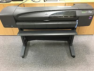 """HP Designjet 800 42"""" A0 Plotter. Good working order 