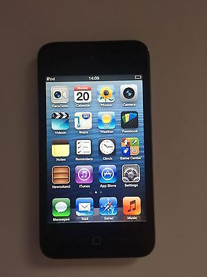8GB 4th generation ipod touch