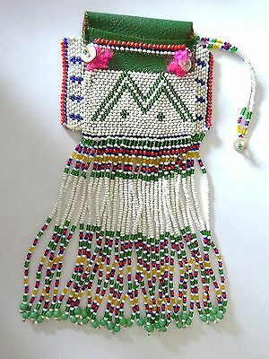 Beaded Purse, South African ?