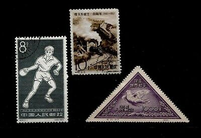 SS4606 1953 CHINA PRC Used Stamps