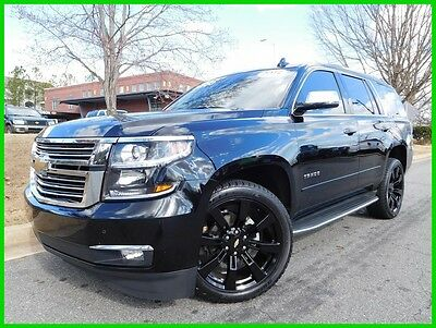 2016 Chevrolet Tahoe LTZ 4X2 NAVIGATION BACK-UP CAMERA BLUETOOTH CAPTAIN CHAIRS WE FINANCE TRADES WELCOME!!!