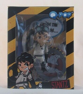 Q-Pop Ghostbusters Ray Stantz SDCC Loot Crate Exclusive Figure