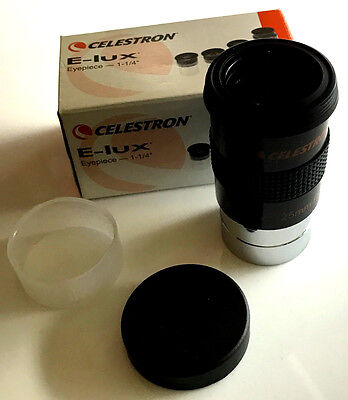 "Celestron E Lux 20Mm Eyepiece 1.25"" Fitting"