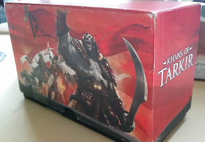 Magic The Gathering Cards 540 cards in box khans of tarkir ?