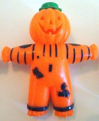 Vintage Halloween Blow Mold Pumpkin Head Light Covers LOT of 10 Retro Style Set