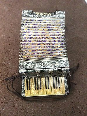 Stanelli Accordion, Music Box, German Made,