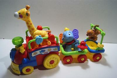 Fisher Price Amazing Animals Choo Choo Train