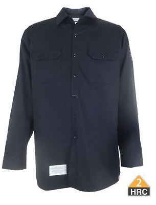 New Mens FR Flame Resistant  Work Shirt-HRC 2
