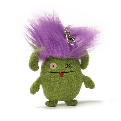 """Ugly Dolls Bad Hair Day 6"""" Plush Clip-On: Ox"""