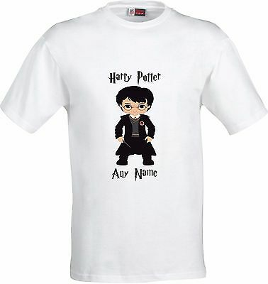 PERSONALISED HARRY POTTER FUNNY HUMOUR FULL COLOR SUBLIMATION T SHIRT