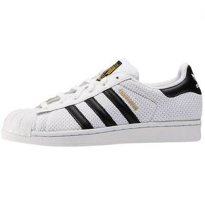 Adidas Superstar BB0683 White White Trainers Brand New Shoes Size 5 UK