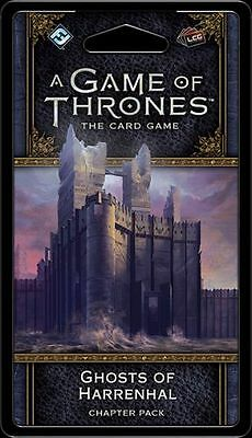 Ghosts of Harrenhall chapter pack for A Game of Thrones LCG 2nd edition