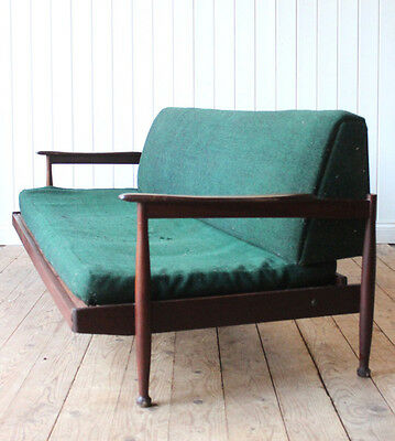 Vintage Retro Guy Rogers Manhattan Sofa Couch Mid Century Project