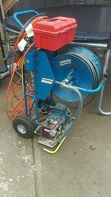 mustang 1302 sewer jetter
