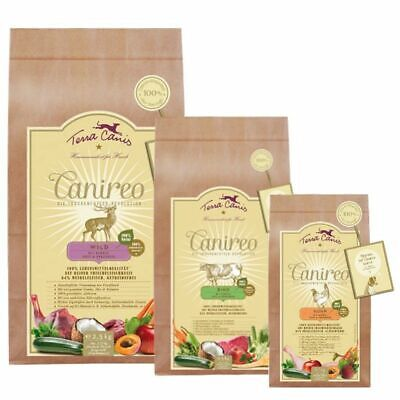 Terra Canis Canireo Huhn o. Wild MEGA-PREMIUM-FUTTER - 1a. Ware vom Händler