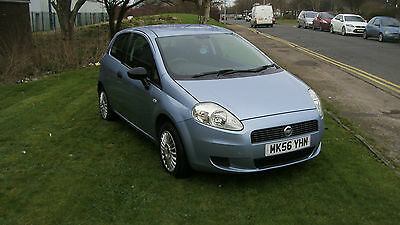 2006 56 Fiat Grande Punto 1.2 Active 3 former keepers vgc px welcome