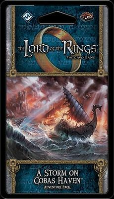 The Lord Of The Rings kartenspiel (LCG) ein Sturm auf Cobas Haven