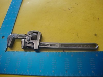 Made in Spain 8 inch Pipe Wrench