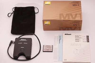 [Rare! Mint] Nikon MV-1 Data Reader for F6, F5 & F100 from JAPAN
