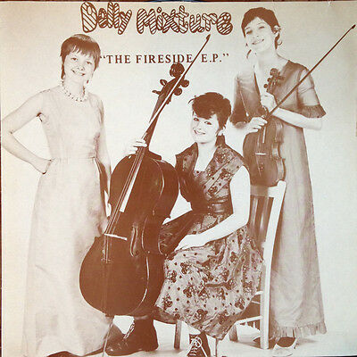 "Dolly Mixture - The Fireside EP Cordelia Records 12 "" No.Ericat 017"