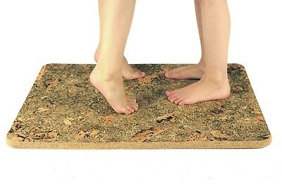 Luxurious Cork Bath Shower Mat 600x450x18mm