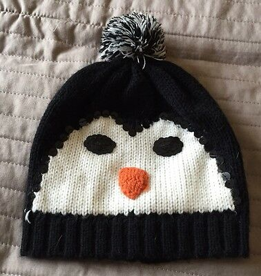 Girls One Size Peacocks Hat VGC