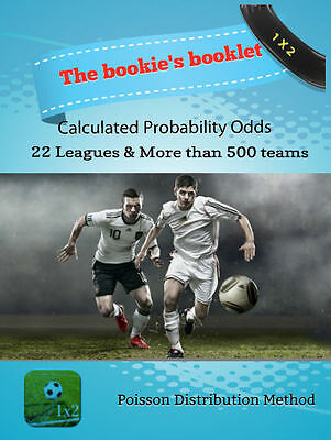 FOOTBALL / SOCCER Prediction Model: 22 Leagues - Automated Excel Dashboard