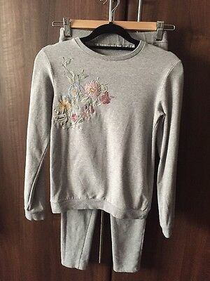 GUCCI Girls Sweatshirt And Bottoms ( Tracksuit ) 10 Years Age Size
