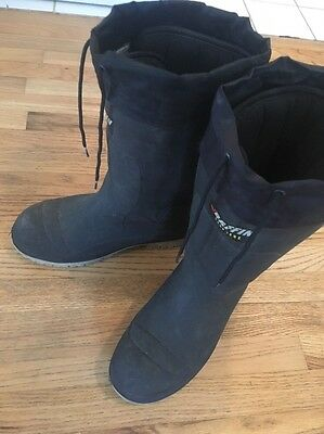 BAFFIN Winter Boots,PAC Protected Toe,Oarprene, Size 9, EH Rated
