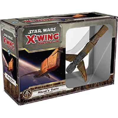 Star Wars X-Wing Miniatures Game: Hound's Tooth Expansion Pack FFG SWX31
