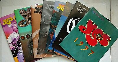 Yes magazine Lot of 8 issues. Rare.
