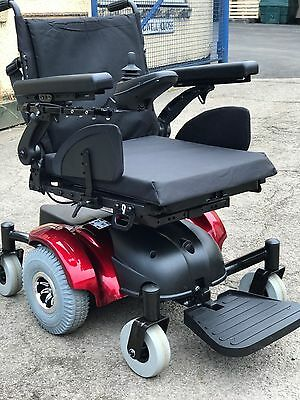 Quickie Hula ,4Mph Electric Mobility Powerchair,power Wheelchair, Scooter