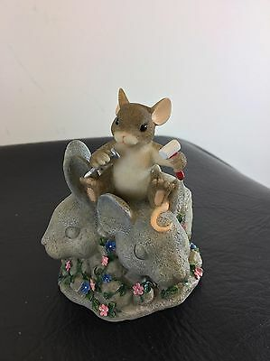 """Charming Tails, """"Mouse Rushmore"""" Limited Edition"""