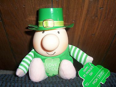 Vintage Ziggy St Patrick's Day American Greetings With Tag