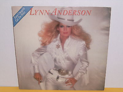 Lp - Lynn Anderson - Even Cowgirls Get The Blues