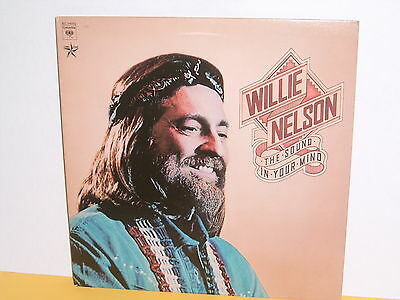 Lp - Willie Nelson - The Sound In Your Mind - Columbia Kc 34092