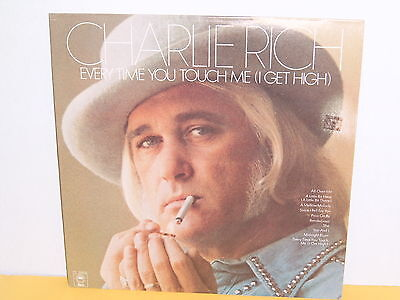 Lp - Charlie Rich - Every Time You Touch Me