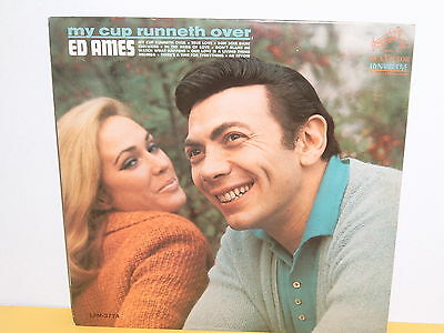 Lp - Ed Ames - My Cup Runneth Over