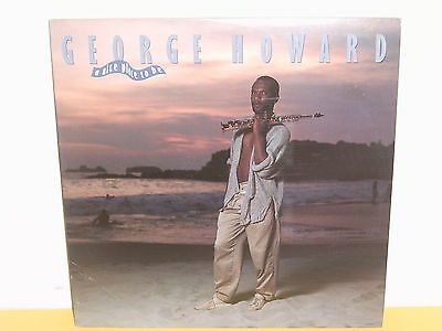 Lp - George Howard - A Nice Place To Be