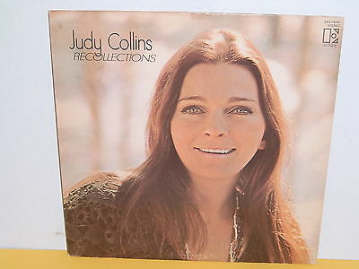 Lp - Judy Collins - Recollections