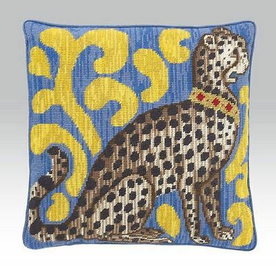 Ehrman Designer Candace Bahouth CHEETAH Tapestry Needlepoint Paper Chart