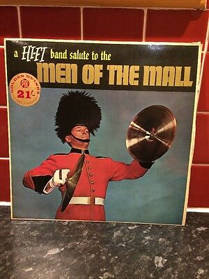 Collectable Men Of The Mall A Hi Fi Band Salute LP VGC