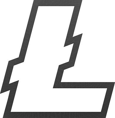 One (1) Litecoin Sent Directly to Your Litecoin Wallet